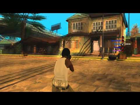 Gangsta Weapons Sound Pack GTA SA|HD