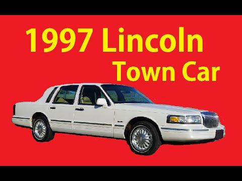 For Sale 1997 Lincoln Town Car Executive Series Sedan