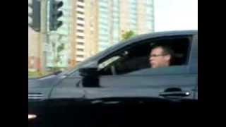 Гарик Харламов на BMW M5 драг рейсинг