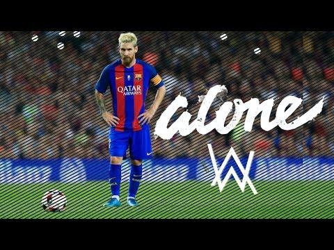 Messi Skills 2016/17   Alone- Alan Walker 1080p HD