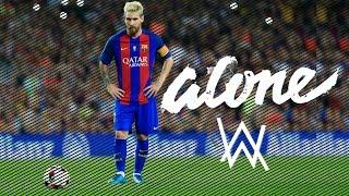 Messi Skills 2016/17 | Alone- Alan Walker 1080p HD