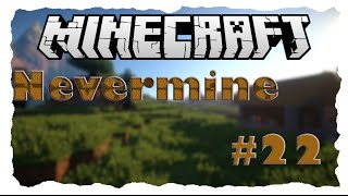 Lets Play Minecraft Nevermine 2 Mod #22 Creeponia + Tee kochen [German] [FullHD] [60FPS]