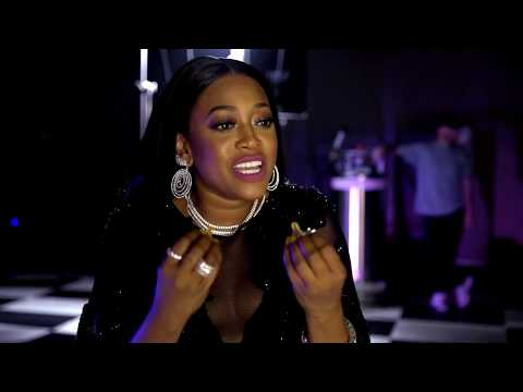 Trina on Making 'Mama' w/Kelly Price | Behind The Scenes
