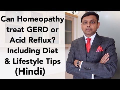 Can Homeopathy  Treat GERD or Acid Reflux Naturally? including Diet & Lifestyle Tips