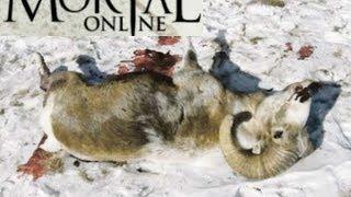 ШОК! Кровавая охота на козлов в Mortal Online