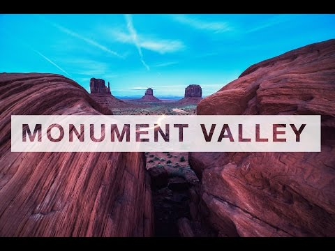 Photography Locations in Monument Valley