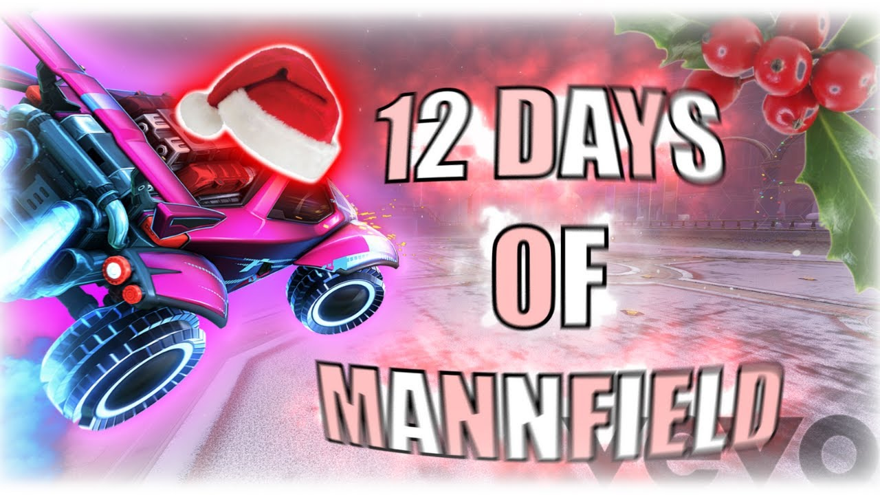 12 days of Mannfield (Official Music Video)