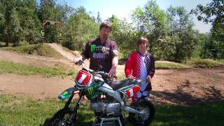 bbr daytona 190cc motor testing