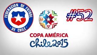 PES 2014   COPA AMERICA CHILE 2015   LIGA MASTER #52