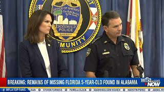Mother of missing 5-year-old Florida girl arrested for child neglect