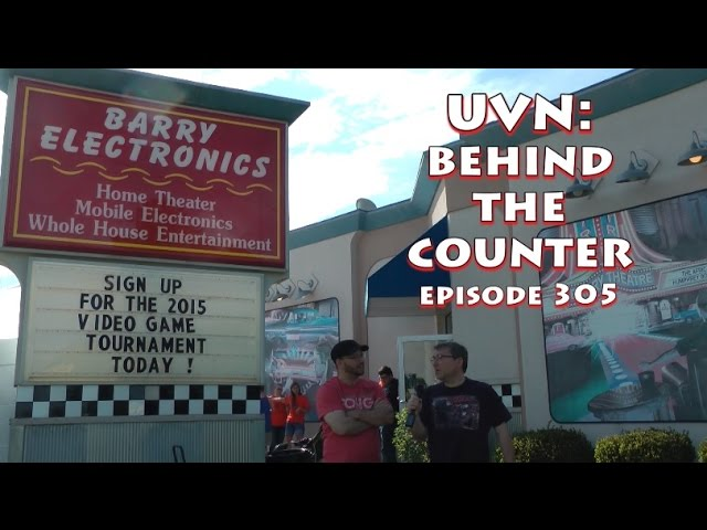 UVN: Behind the Counter 305
