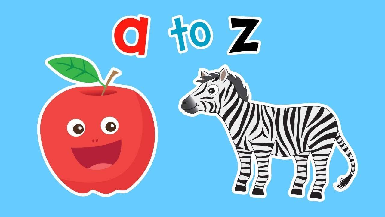 Apple to Zebra | BACK TO SCHOOL ALPHABET | Mother Goose Club Kid Songs