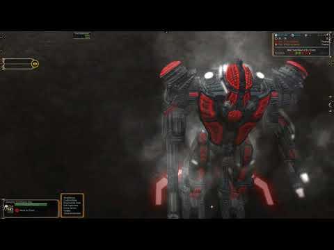 Supreme Commander - обзор новой фракции Nomads
