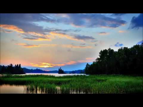 Nature Sounds HD - Morning on the lake - India, Two Hours, Soothing, Massage, Calm, HD