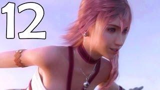 Final Fantasy XIII-2 - Movie Version -12- Promised Eternity (All Paradox Endings + Secret Ending)