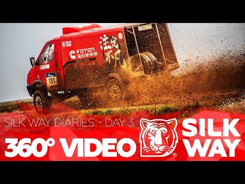 Видео 360: Дневник «Шелкового пути» / День 3