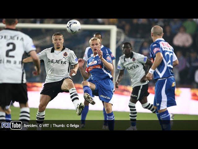 2008-2009 - Jupiler Pro League - 03. Racing Genk - Club Brugge 0-1