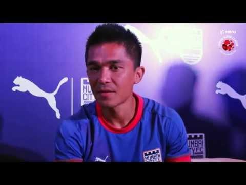 Let's Football: Sunil Chhetri