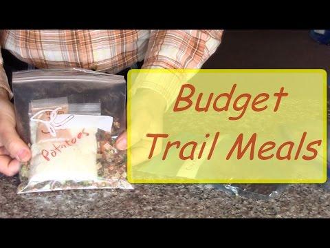 Budget Trail Meals