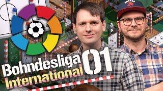 Bohndesliga International #01 | La Liga in Spanien