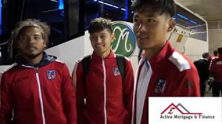 Nepal Vs Australia | WorldCup Live From Canberra | Field Report