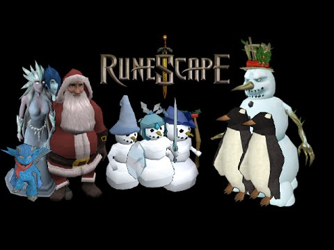 RuneScape - Christmas 2015 - The Pinch Who Stole Christmas ...