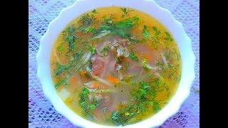 готовлю суп с домашней птицей.  Очень вкусный бульон