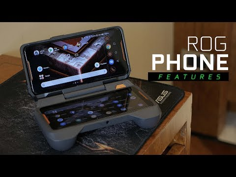 8 Amazing ROG Phone Features For Gamers