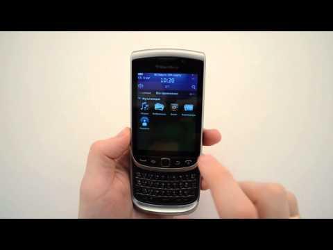 BlackBerry Torch 9810 - видеообзор ( torch 9810 ) от магазина Video-shoper.ru