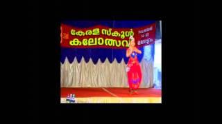 sreeja chandran 2013 kalotsavam bharathanatyam part 1