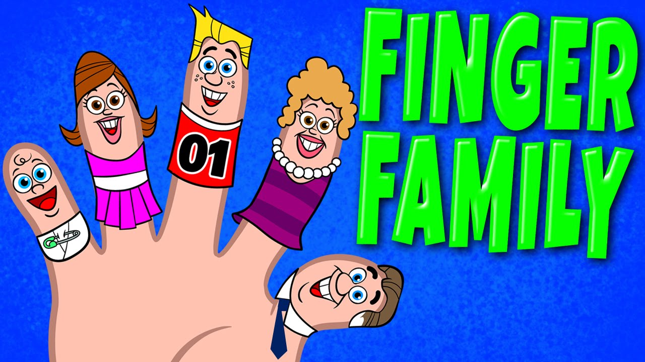Finger Family Song – Rhyming Songs for Children and Kids by The ...