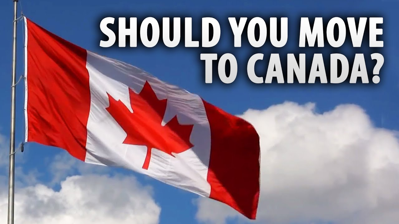 Should Americans Move To Canada? - YouTube
