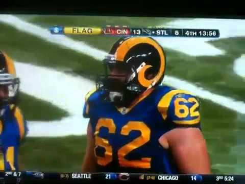 How to watch Bengals vs. Rams Online, TV