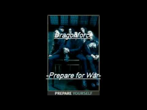 Dragonforce Cry of the Brave with lyrics