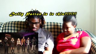 [Pentatonix ft. Dolly Parton Jolene] [REACTION!]