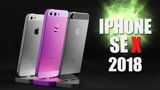iPhone SE X 2018 - быть, и точка!