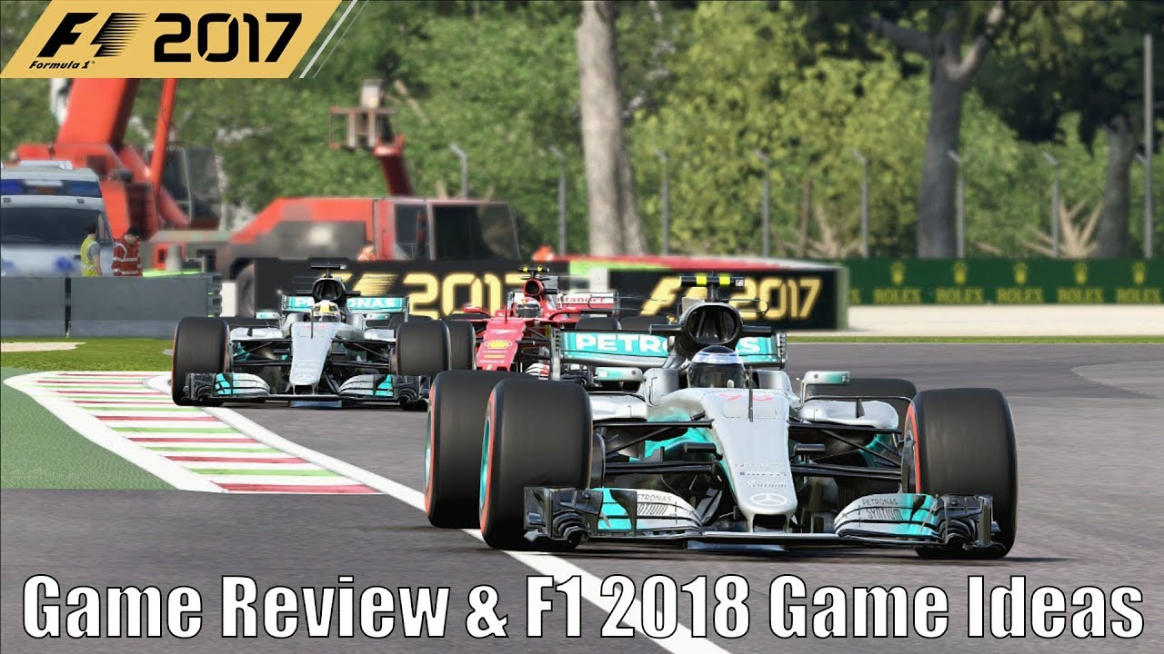 Formula 1 2018 Game Review