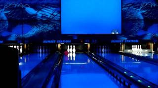 Cosmic Bowling at Sunset Station Part 10 2/611 I finish bowling my 3rd Game