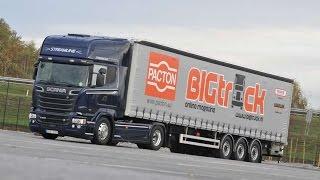 Scania Test R580