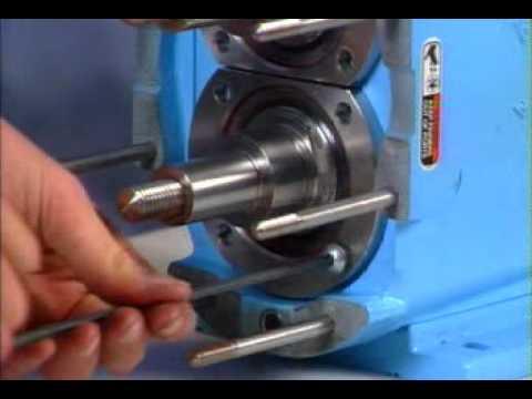 Waukesha Universal 2 Maintenance