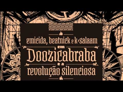 Emicida - Num É Só Ver Part Rael (Audio)