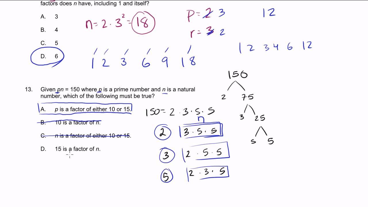 MTEL Math Practice Test: 12 -15