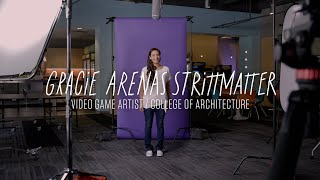 Leading By Example: Gracie Arenas Strittmatter - Video Game Artist
