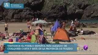 El Veraneo. Ancha es Castilla-La Mancha.06.07.15