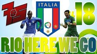 CDM 2014 l RIO HERE WE GO #18 L'ITALIE A LA COUPE DU MONDE Thumbnail