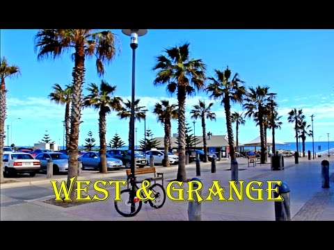 West & Grange Beaches - Adelaide
