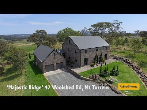 """Majestic Ridge"" 47 Woolshed Road Mt Torrens"