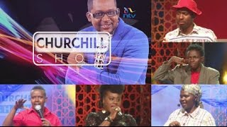 Churchill Show S4 E32; 'Jamaican Edition'