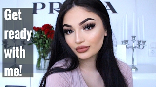 Get ready with me | Dilara Duman