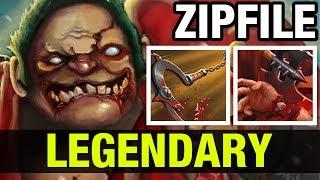 LEGENDARY PUDGE PLAYER - ZIPFILE - Dota 2
